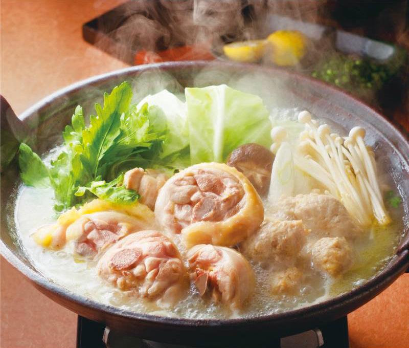 冬の代名詞「お鍋」!