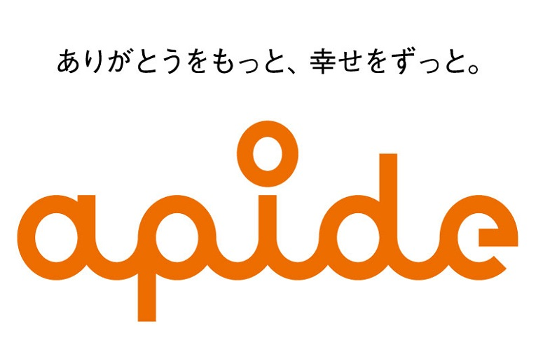 アピデのシンボルマークが新しくなりました